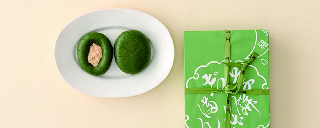 「包み」まで上品でかわいい和菓子。銀座で買えるかわいい和菓子4選