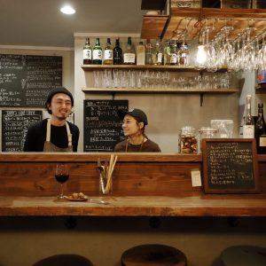 〈wine & beer ESTRE〉/東山三条