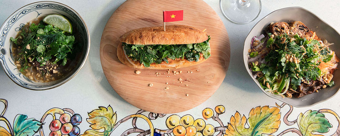 目指したのは、パリのベトナム。人気ベトナム料理店〈Stand Bánh Mi〉のこだわり溢れる世界観の秘密とは?
