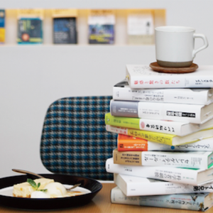 たまには外で仕事したい。パソコン仕事もはかどる日本橋のブックカフェ〈Hama House〉。