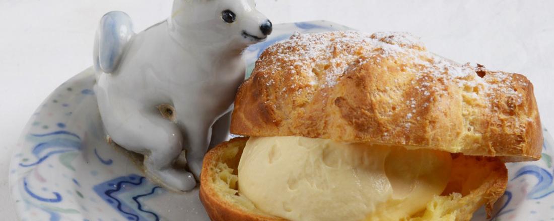 ティーブレイクのおともは絶品シュークリームで幸せ!