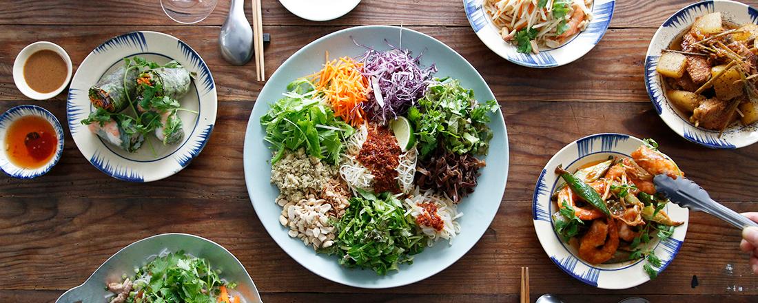 自然派ワインと合わせたい!ヘルシーだけどやみつきなベトナム料理店3選