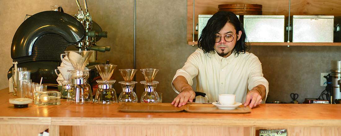 ひとクセあるのがかっこいい。今、行きたい沖縄の【コーヒー専門店】3選