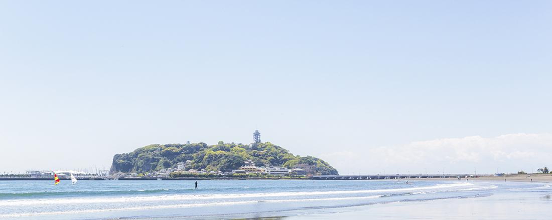 江ノ島をめぐる小さな旅へ。初心者でも大満足!王道コースをご案内。