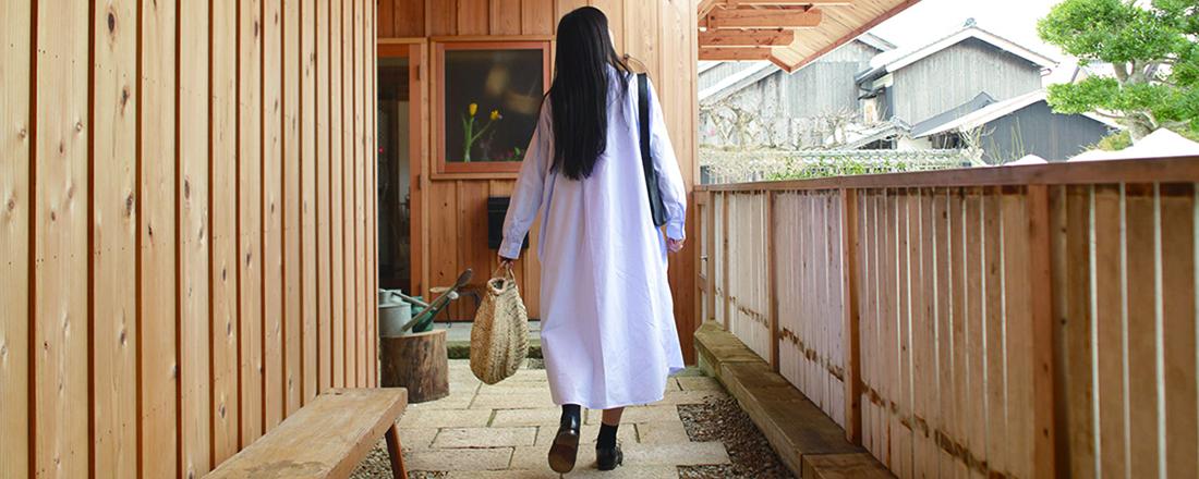 こだわりの宿。丹後半島の端・久美浜湾に面したコテージスタイルのホテル〈waterside cottage Heron〉へ。