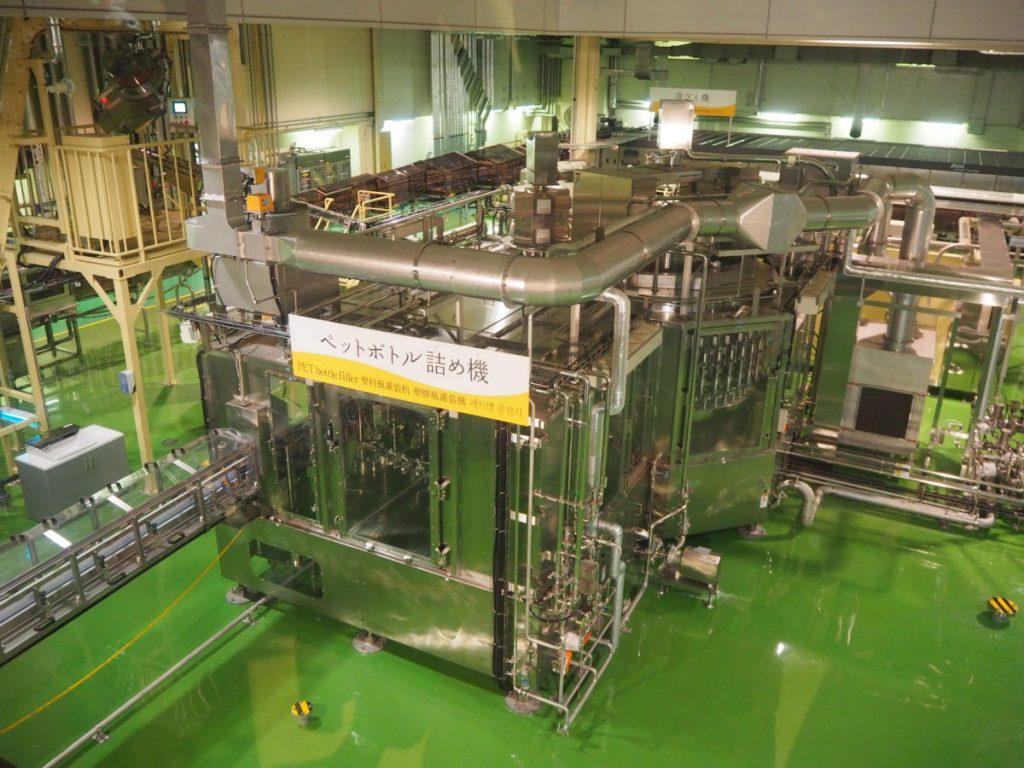 プロジェクションマッピングやVRなど最新技術を駆使した工場見学に感動。