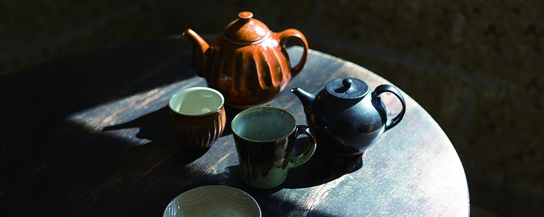 シックな陶器に自然派パン屋さん。休日はゆっくり、ほっこり【益子】へぶらり旅!