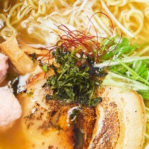旨味たっぷり!銀座エリアで見つけた、魚介スープがたまらない絶品ラーメン3選