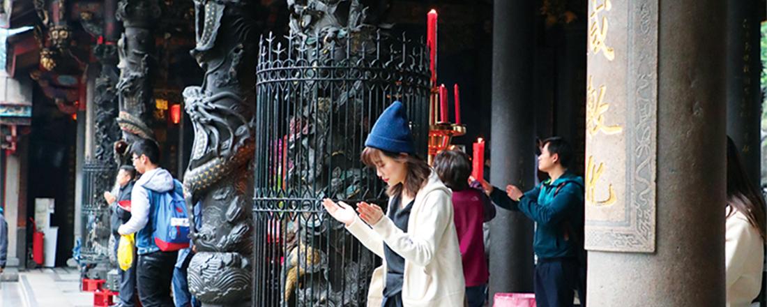 台湾・台北でハズせない人気パワースポット!恋愛運に金運、健康運までマルチな〈龍山寺〉
