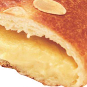 たっぷり詰まったカスタードの優しい甘さにホッ!おすすめパン屋さんの懐かしのクリームパン