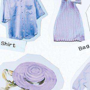 今春トレンドカラー「ライラック」の上品ロマンティックなファッションアイテム6選