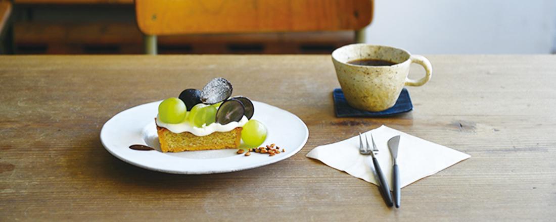 バターの豊かな香りがたまらない!タルトがおいしいカフェ&ショップ