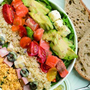 野菜と栄養足りてない…そんな悩みにぴったりな「レスキュー飯」はコレ!
