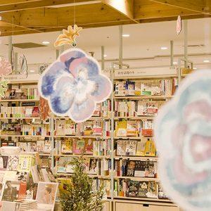 業界初!?日比谷に女性のための本屋〈HMV&BOOKS HIBIYA COTTAGE〉がニューオープン!