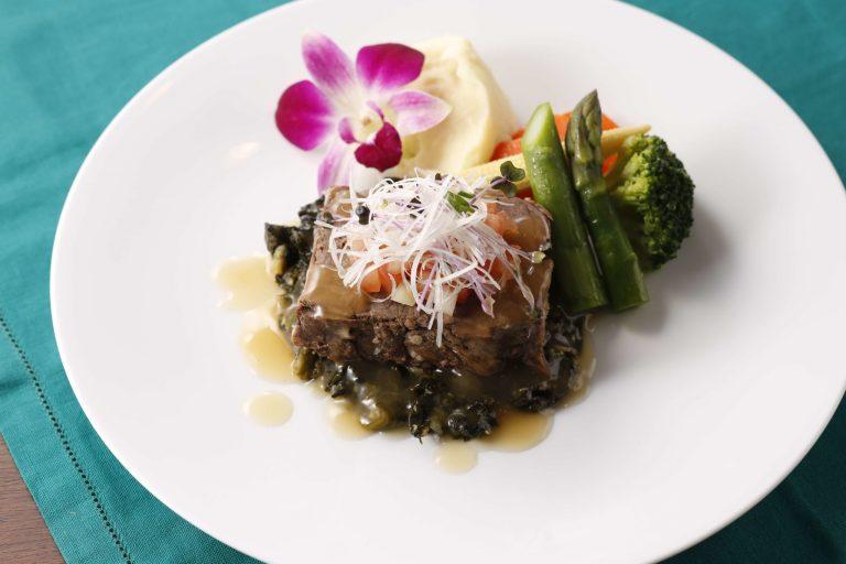 「ハワイの宴の皿の一皿」(3,000 円※サ別)