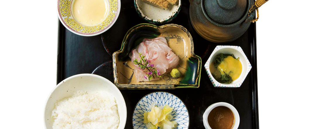 銀座ランチはこれに決まり。絶品【鯛茶漬け】を楽しめる、銀座の日本料理店&カフェ3軒