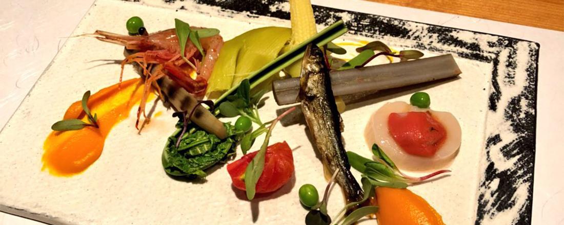 フルコースが約600kcal!?フレンチの技法が光る、西麻布の創作和食レストラン〈倭〉が6/1オープン!