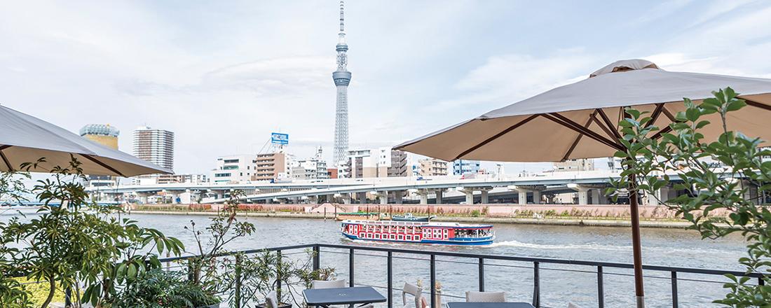 ランチでも、ディナーでも絶景!東京タワー、スカイツリーを一望できるおいしい店4選