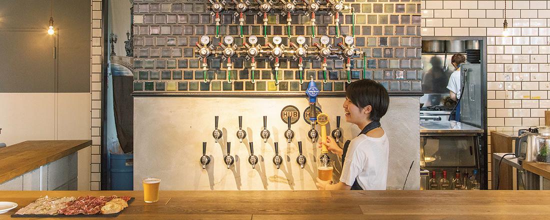 仕事終わりはここで乾杯!都内でいま話題のクラフトビールを楽しめる、おすすめビアバー3軒