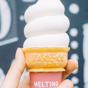 まるで生クリーム!?東京で食べられる、ふんわりかわいい「ソフトクリーム」3選
