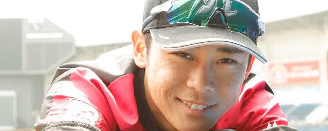 【野球 千葉ロッテマリーンズ 平沢大河選手】ハニカミながら…アイドルになりきり!?