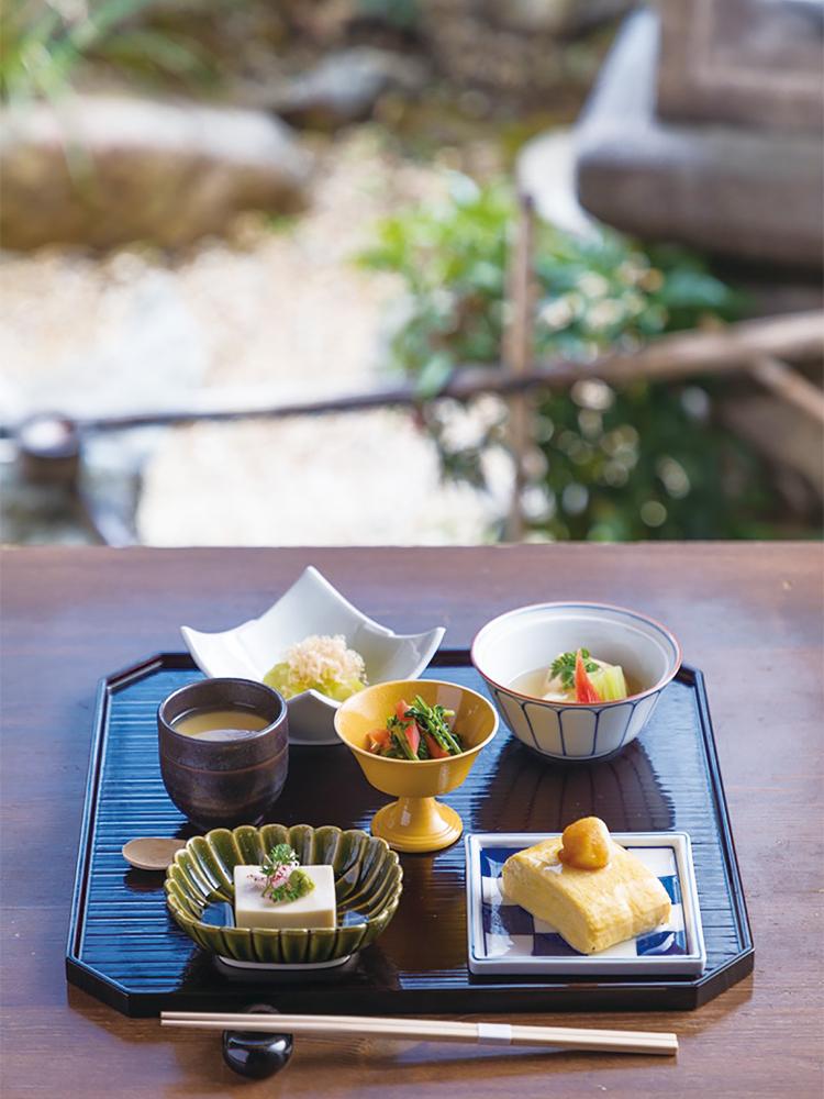 「一汁十菜 」2,500円
