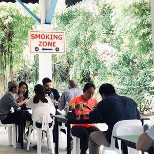 50年以上愛されるシンガポールの食堂〈Colbar〉へ。【元ハナコのシンガポール書簡】