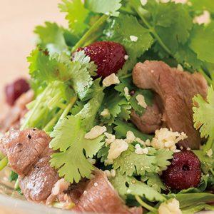 ラム肉を使ったサラダがおすすめ!吉祥寺のヘルシーランチ&ディナーが楽しめる2軒
