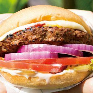 アンガス牛100%のジューシー系からヴィーガン対応まで。本場アメリカ発の人気ハンバーガーショップ3軒