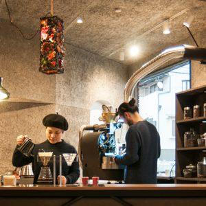 新店ラッシュ!コーヒーカルチャーが盛んな京都のコーヒーシーンをキャッチ。