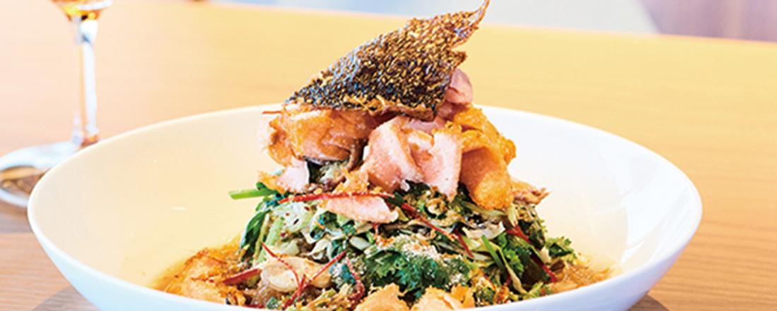 ワインペアリングも秀逸なシドニー発モダンタイレストランも。恵比寿・銀座の洗練されたタイ料理店2軒