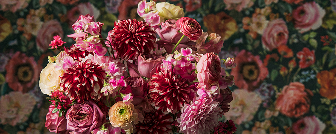 素敵にお花を生けて、ワンランクおしゃれなインテリア空間に!
