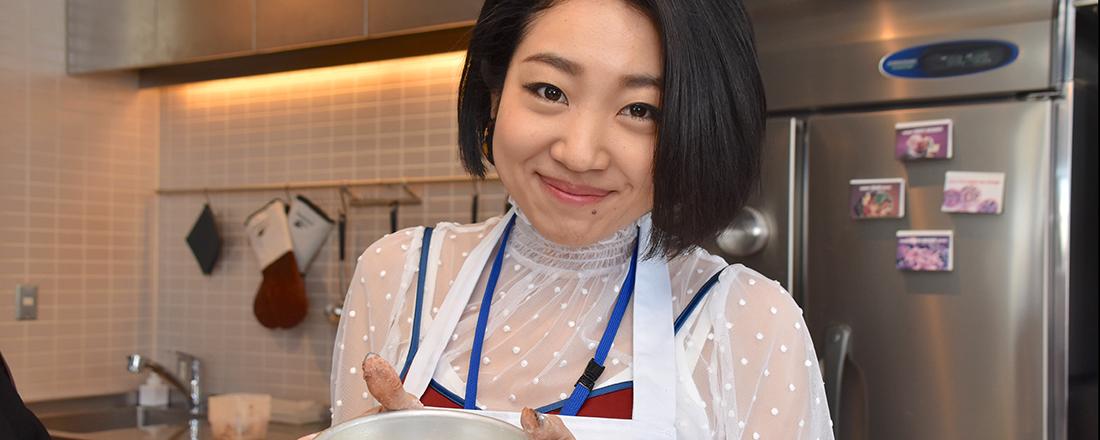 人脈が武器になる!レコード会社勤務・パン好きな羽村萌さんが、クグロフ作りに挑戦!