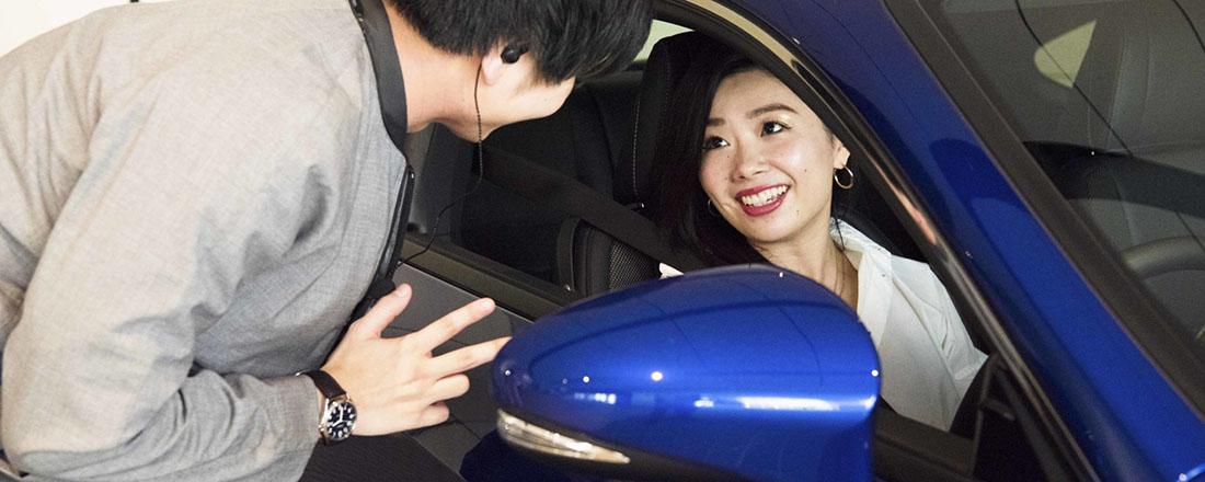 ラグジュアリーカー「LEXUS」を無料試乗で東京都内ドライブ。日比谷〈LEXUS MEETS. . .〉の試乗体験レポート!