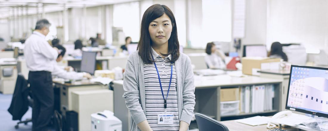 〜女性が輝く5つのヒント〜 vol.1 美粧用品開発・石田向日葵さんの場合。