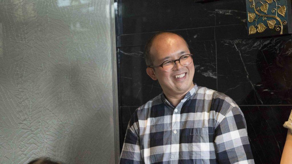 「タイ料理にはいろいろなビールは合います!」と中水さん。