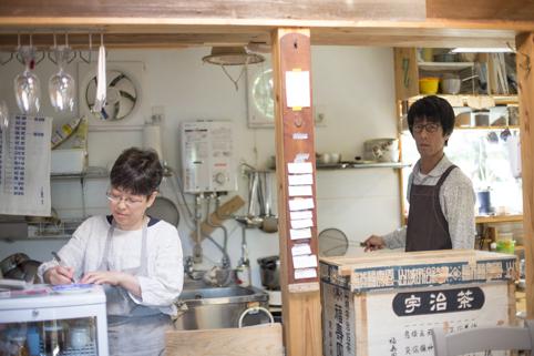 店主の三浦勉さん・みのりさんご夫妻