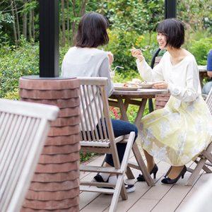 都会の中でも四季を体感!東京で自然を満喫できる、都内のおしゃれカフェ。