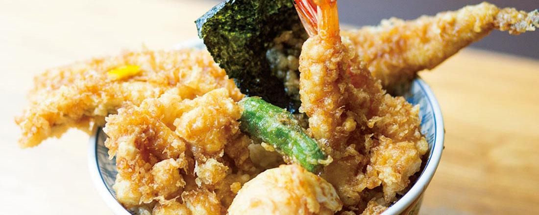 並んでも食べたい!東京の美味しい天丼・天ぷら屋さん3軒