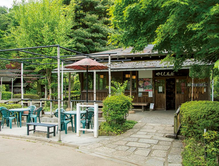 """<span class=""""title"""">やくし茶屋(町田薬師池公園)</span>"""