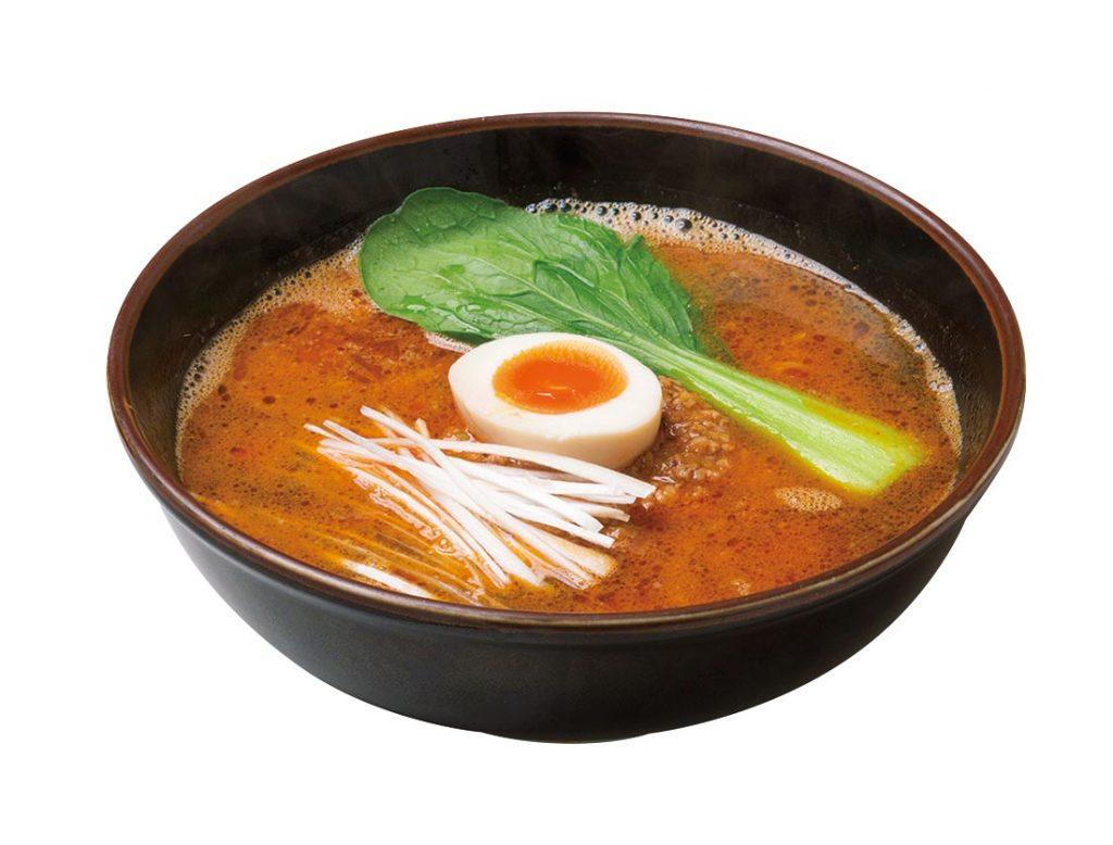 「松富風担々麺」850円(税込)