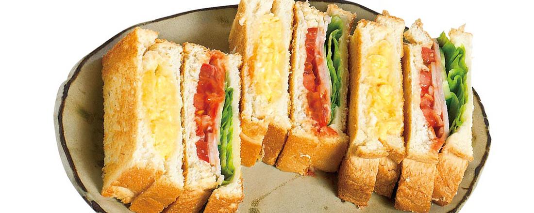 美味しい ホット サンド