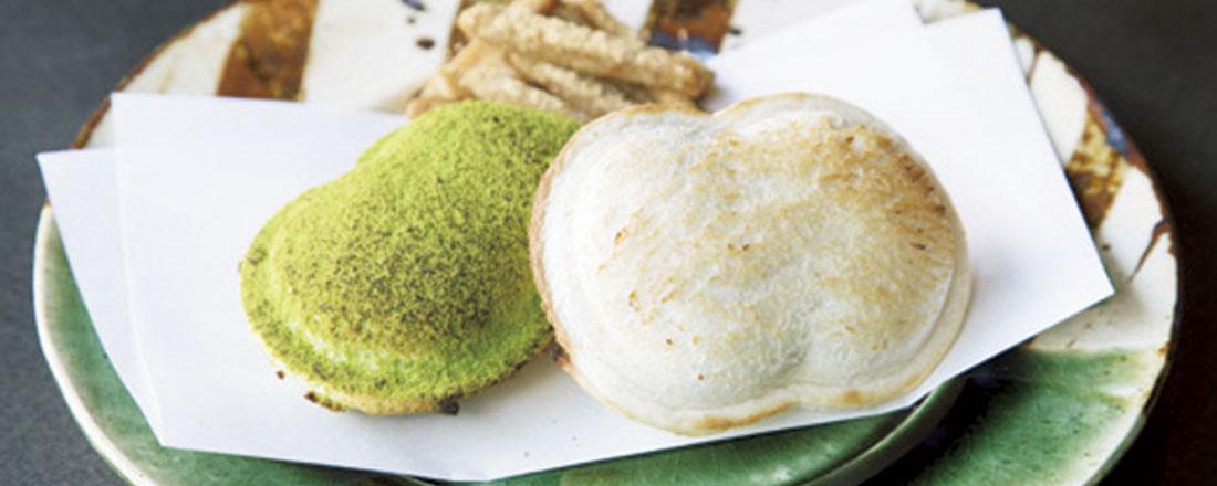 和菓子なのに新しい!?スタイリッシュな和の味が今のおすすめ。イマドキ甘味処3軒