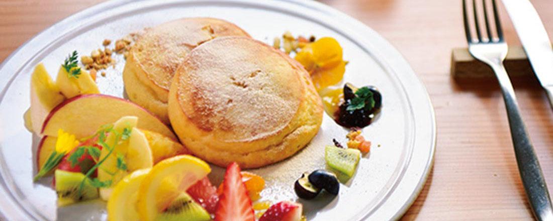 Hanako編集部おすすめ!上質でシンプルな東京都内のパンケーキ人気店3軒