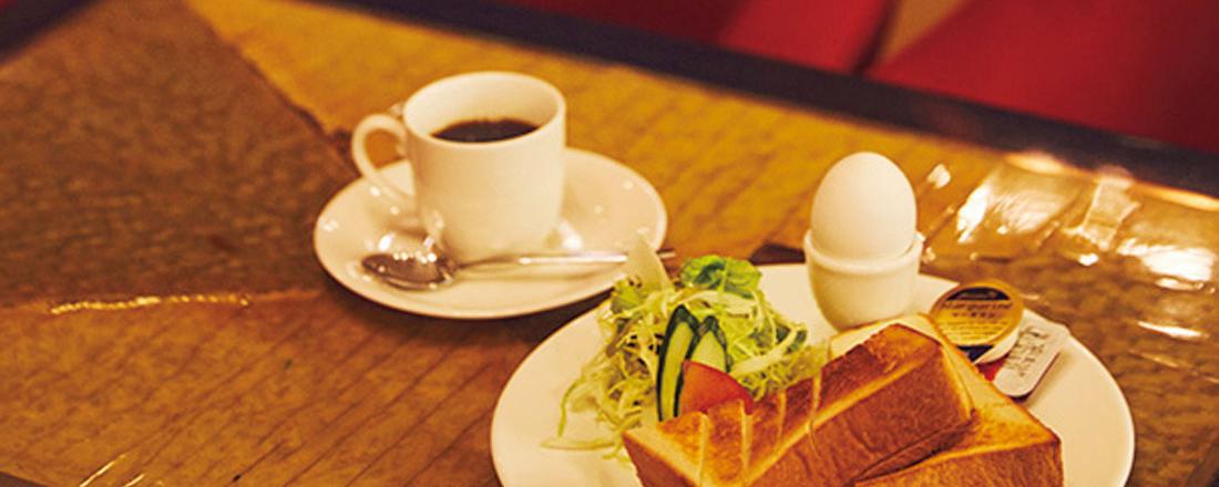 歴史ある純喫茶でモーニング!レトロな空間で美味しい朝食メニューを楽しめる、有楽町の喫茶店まとめ。