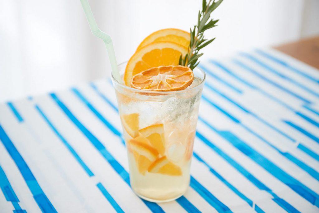 オレンジ カクテル