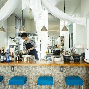〈Bonnel Cafe ONARI Terrace〉鎌倉