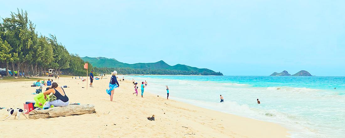 まるでプライベートビーチ!ハワイのおすすめ穴場ビーチで、のんびりバカンスを満喫!
