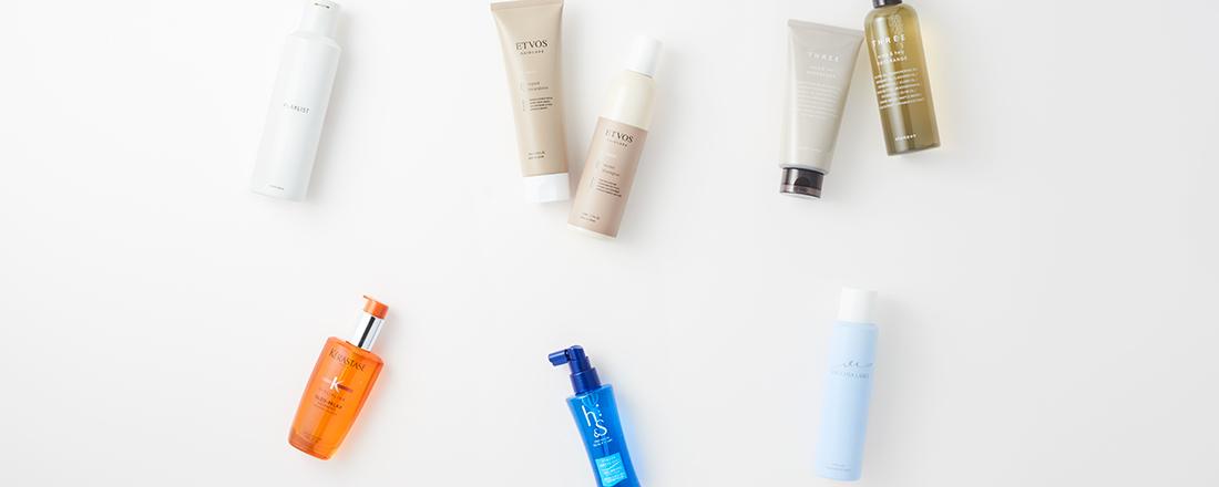 湿気や頭皮の汗対策に!今夏おすすめのヘアケアアイテム6選