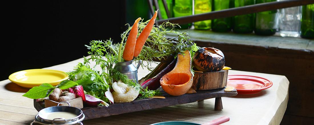 恵比寿女子会は、野菜がたっぷり摂れる人気ヘルシーレストランで美意識アップ!